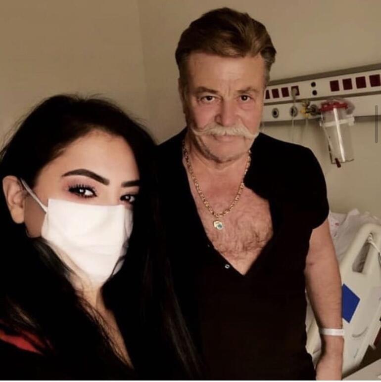 Koronavirüse yakalanan Nuri Alço hastanede tedavi görüyor